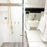 Whitesbeach Guesthouse - Prince Suite Luxury bathroom walk in shower